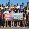 SIMS is a two-week intensive residential program for newly admitted UCSB freshmen. Graduate students and Post-docs are encouraged to participate as either research mentors or Mathematics and Physics short-course instructors.